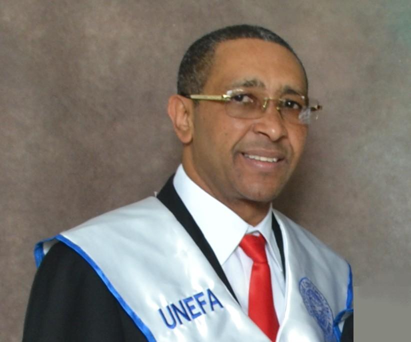 Dr. Santo Rodríguez Céspedes, elegido nuevo Rector de UNEFA