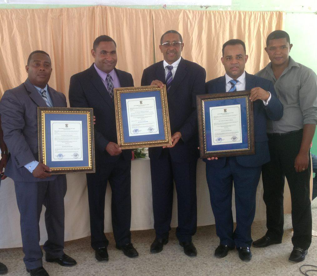 Alcaldía de El Valle reconoce autoridades de UNEFA