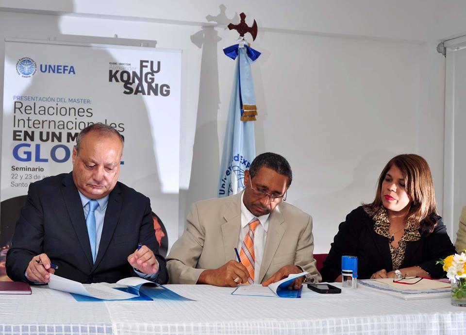 Pre-acuerdo de colaboración académica UNEFA y EUDE Business School