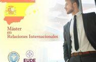 Máster en Relaciones Internacionales
